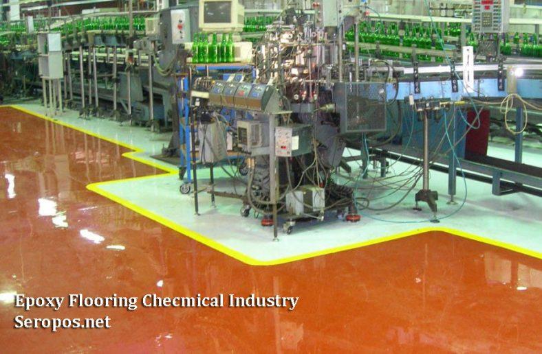 epoxy pabrik kimia - jasa epoxy lantai pabrik kimia