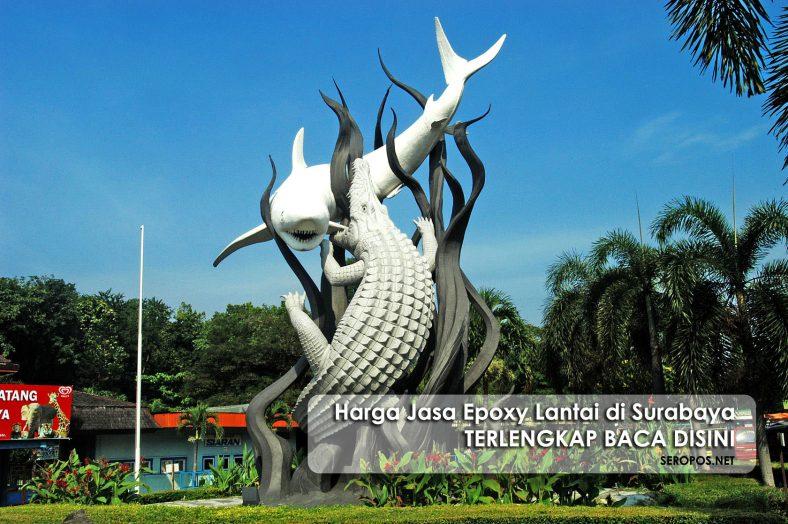 Harga Epoxy Lantai Surabaya - Jasa Epoxy Lantai Surabaya