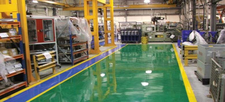 kontraktor epoxy lantai bekasi