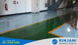 jasa epoxy lantai serang